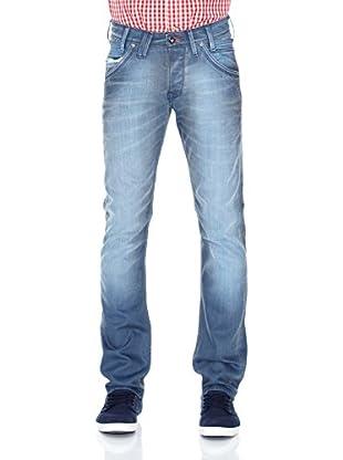 Pepe Jeans London Vaquero Cobham (Azul Lavado)
