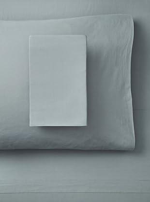 Stitch & Loop Vintage Percale Sheet Set (Grey)