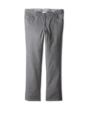 Hiltl Men's 5-Pocket Jean (Gray)