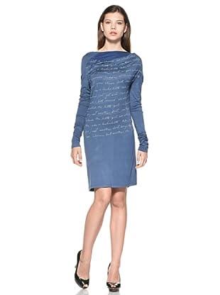 Eccentrica Vestido Grace (Azul Índago)