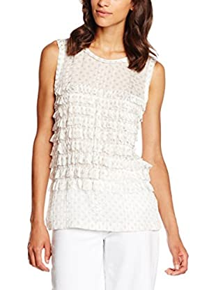 Marc by Marc Jacobs Top Seta Mini Diamond Crinkle