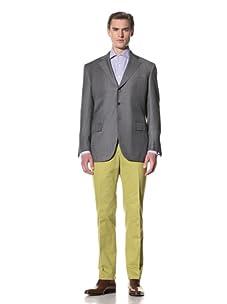 Domenico Vacca Men's Blazer (Grey)