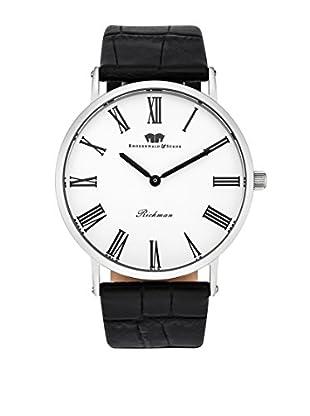 Rhodenwald & Söhne Reloj con movimiento cuarzo japonés 10010124 Negro 40 mm