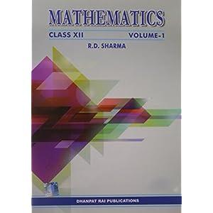 Mathematics - Class XII (Set of 2 Volumes)