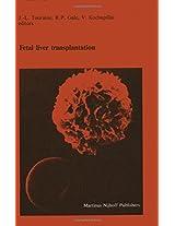 Fetal liver transplantation (Developments in Hematology and Immunology)