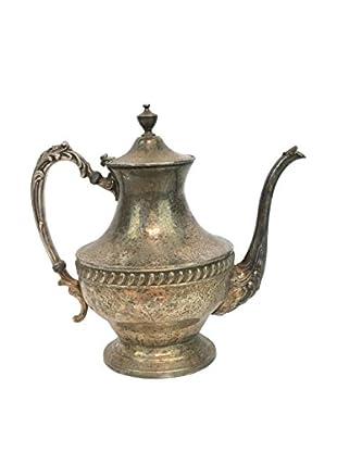 Vintage Silver Teapot, Silver