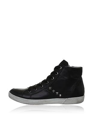 Belmondo High Top Sneaker (Schwarz)