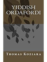 Yiddish Ordafordi