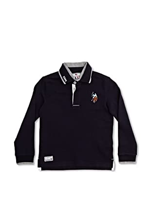 US Polo Assn Polo Junior Leonard (Azul Oscuro)