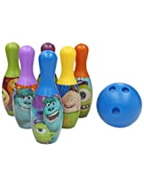 What Kids Want Monsters U Bowling Set