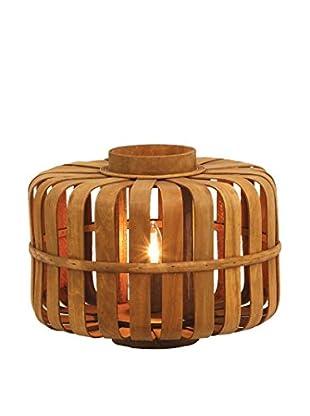 Bamboo Table Lamp, Natural