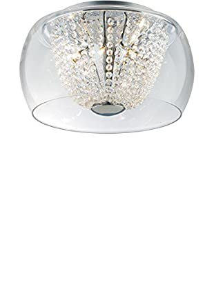 Evergreen Lights Deckenlampe silberfarben