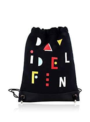 davidelfin Mochila Name Game Backpack Negro