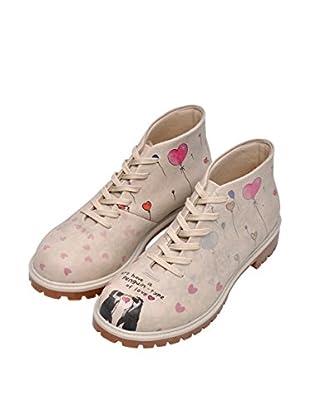 DOGO Zapatos de cordones Penguins In Love