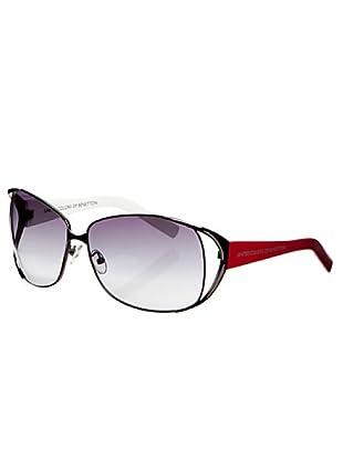 Benetton Sunglasses Gafas de sol BE54903 plata/rojo