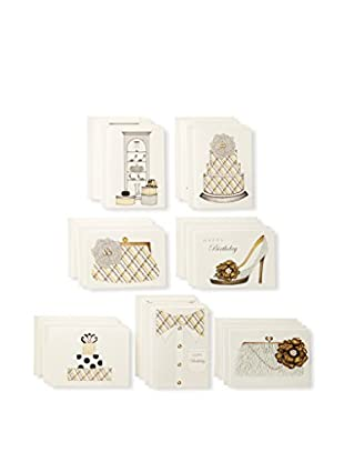 s.e.hagarman Glitzy Greetings Birthday Collection