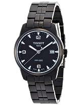 Tissot PR-100 Analog Black Dial Men's Watch T0494103305700