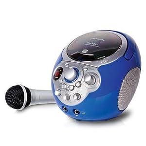 Memorex Portable Karaoke Machine 02671