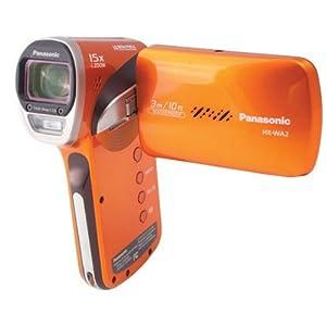 Panasonic HX-WA2 Waterproof Camcorder