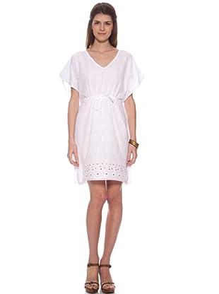 HHG Kleid Koralle (Weiß)