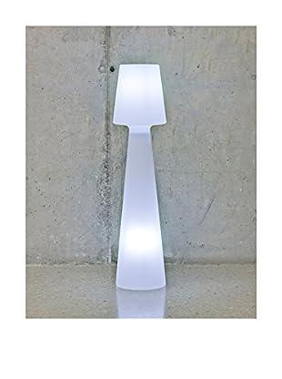 Artkalia Ela L Wired LED Floor Lamp, White Opaque