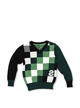 Desigual Jersey Bring (Verde)
