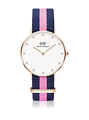 Daniel Wellington Reloj con movimiento japonés Woman DW00100077 34 mm