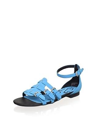 Kelsi Dagger Women's Kodi Sandal (Aquamarine)