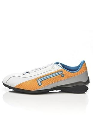 Pirelli Sneakers Uomo (Bianco/Giallo)