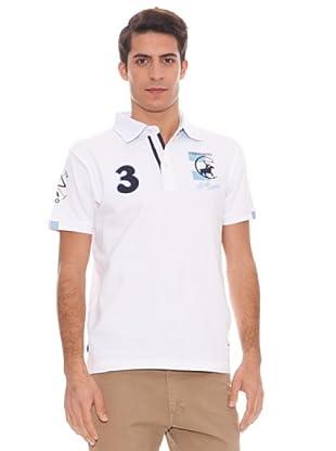 Valecuatro Polo Logo (blanco)