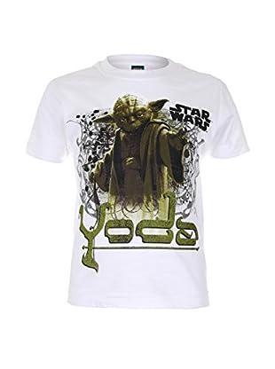 Star Wars T-Shirt Yoda Text