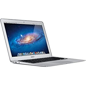 Apple MacBook Air 1.7GHz Core i5/13.3/4G/128G/802.11n/BT/Thunderbolt MC965J/A