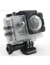 "SJ4000 12.0MP 1080P H.264 Full HD 1.5"" LCD 30m Water Resistant Mini Sports DV Camcorder Action Video Camera - 7 Colors"