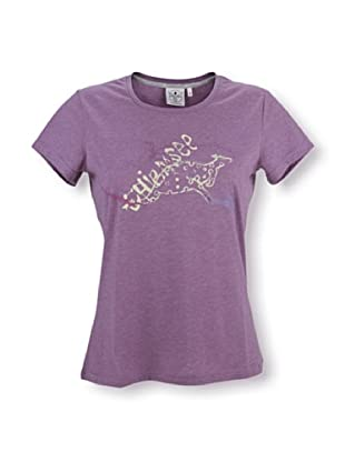 Chiemsee Camiseta Bertha (Violeta)