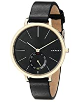 Skagen End-of-season Hagen Analog Black Dial Women's Watch - SKW2354