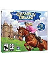 Brand New Champion Dreams: First To Ride Jc (Rated: E) (Works With: WIN XP)