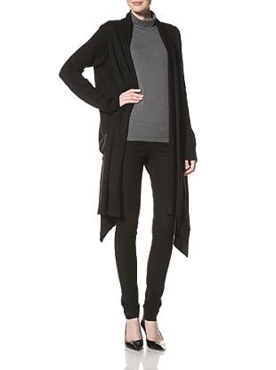 Acrobat Women's Cozy Cardigan (Black)