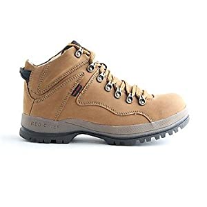 Red Chief Rust Men Boots RC2506 RUST