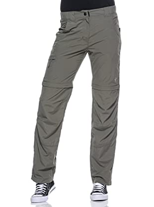 Black Wolf Pantaloncino Zip Off (Marrone)