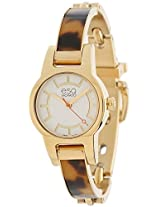 Esq By Movado Nova Tortoise Bangle Ladies Watch 07101423
