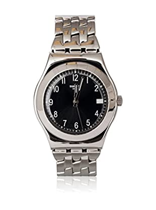 Swatch Quarzuhr Woman FOLLOW WAYS BLACK YLS437G 33.0 mm