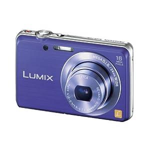 Panasonic デジタルカメラ ルミックス DMC-FH8