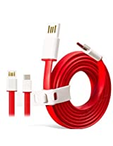 USB Type C Cable, USB 2.0 Type C to USB-A Cable for OnePlus Two / One Plus Two / OnePlus 2, Nexus 5X Nexus 6P, New Macbook 12 inch, ChromeBook Pixel, Nokia N1 Tablet, Asus Zen AiO and Other Devices with Type C USB