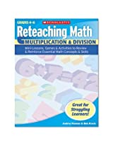 Reteaching Math, Multiplication and Division, Grades 4 To 6 (SHS0439529670) Category: Scholastic Teaching Resources