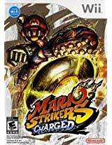 Nintendo - Wii SUPER MARIO STRIKE CHARGED