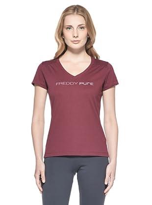 Freddy T-Shirt (bordeaux)