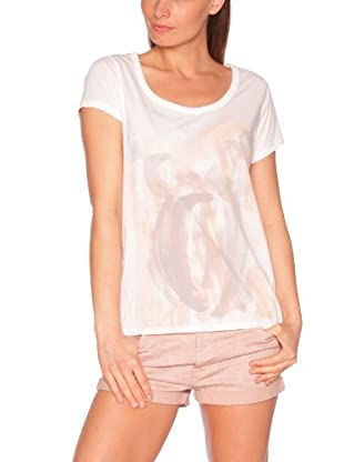 Lee Camiseta Graphic (Blanco)