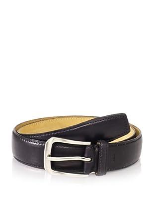 Joseph Abboud Men's Dress Belt (Black)