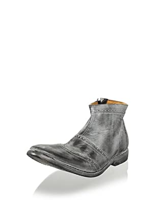 Bed Stu Men's Ballarat Side-Zip Boot (Grey/Black)