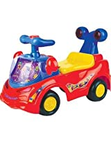 Toy House Funny Ride On Push Car - Red